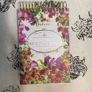 Notebook/Sketchbook